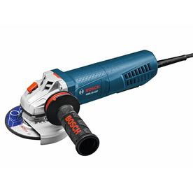 Bosch 4-1/2-in 10-Amp Paddle Switch Corded Angle Grinder GWS10-45P