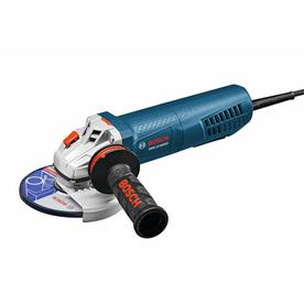 Bosch 5-in 13-Amp Paddle Switch Corded Angle Grinder GWS13-50VSP