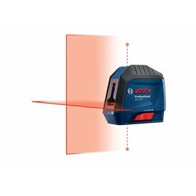 Bosch 40-ft Beam Self-Leveling Cross-line Laser Level