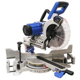10-In 15-Amp Dual Bevel Bevel Sliding Compound Miter Saw - Kobalt SM2517LW