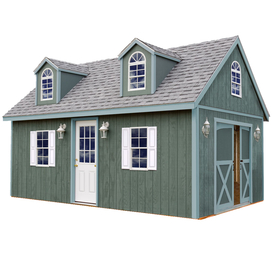 Best Barns (Common: 12-Ft X 20-Ft; Interior Dimensions: 1...