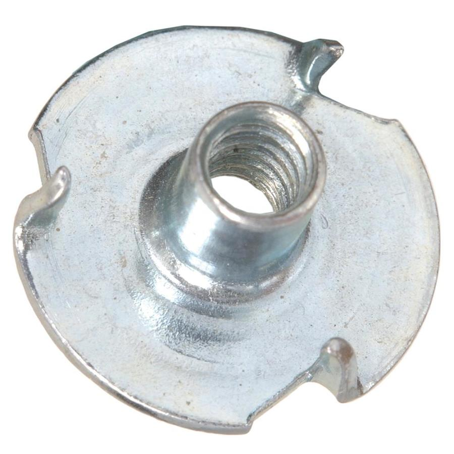 Hillman 3/8-In Zinc-Plated Standard (Sae) 3-Prong Tee Nut 880534