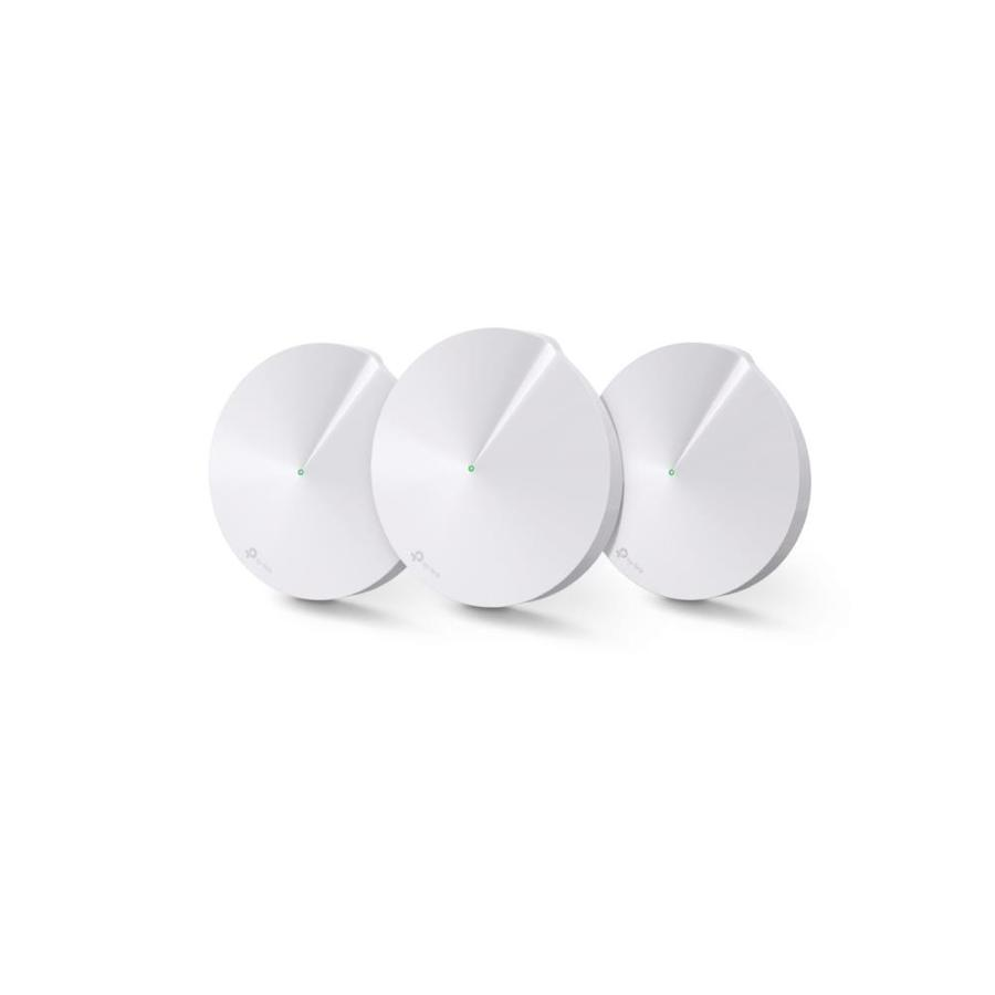 TP-Link Dual-Band 802.11n-Points Mesh WiFi Systems   DECO-M5(3-PACK)