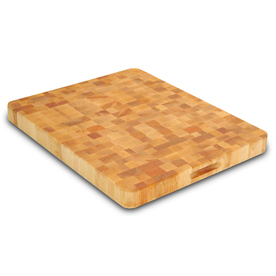Catskill Craftsman 21-In L X 17-In W Wood Cutting Board 1822