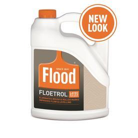 Floetrol Interior/Exterior Paint Conditioner (Actual Net Contents: 128 Fluid Oz.) - Flood FLD6-01