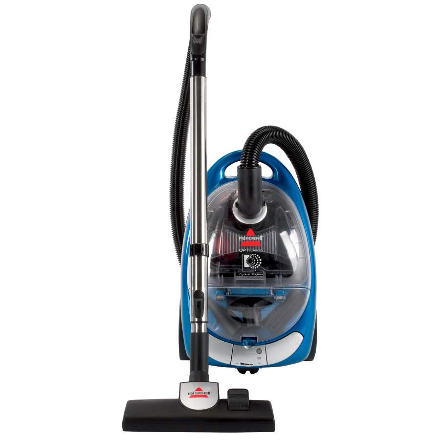 Shop Bissell Bagless Canister Vacuum At Lowes Com