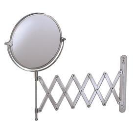 Gatco Chrome Brass Wall-Mounted Vanity Mirror 1439C