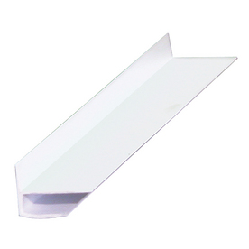 Upc 011415116354 Product Image For Afco 96 In White Tile Board Moulding Upcitemdb