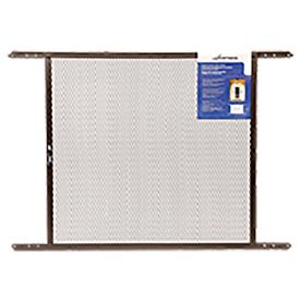 Aluminum New York Wire Door Grill Mesh At Lowes Screens
