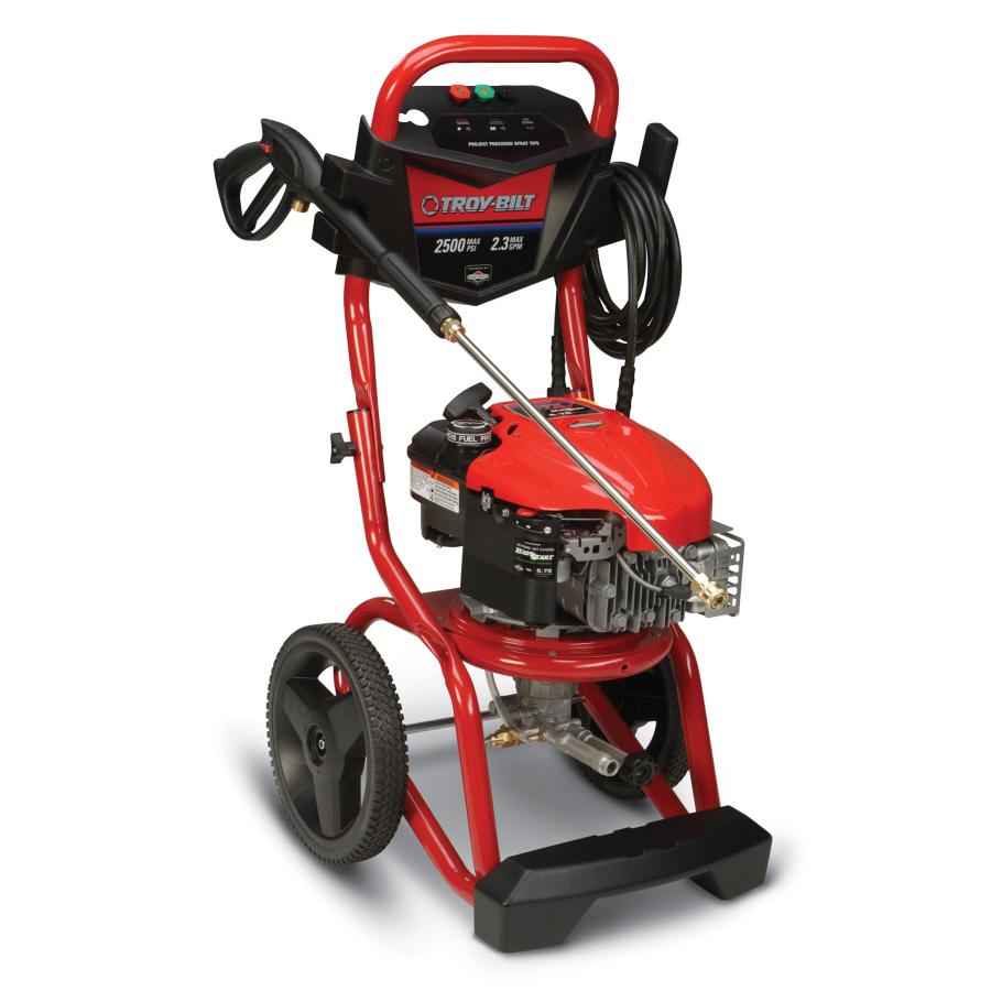 020337-2 troy-bilt 2550 psi pressure washer.