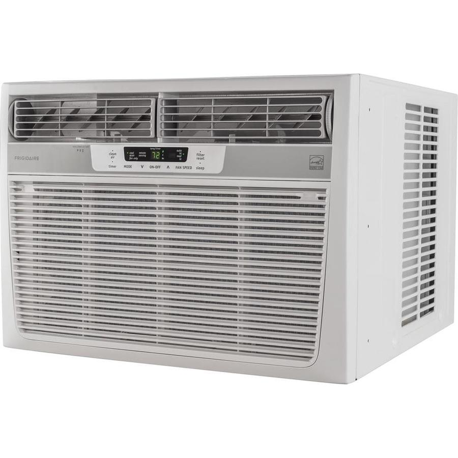 Frigidaire 850 Sq Ft Window Air Conditioner 115 Volt 15000 Btu Energy Star In The Window Air Conditioners Department At Lowes Com