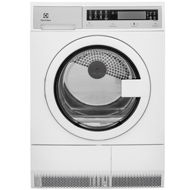 Electrolux 4-Cu Ft Stackable Ventless Electric Dryer (Whi...
