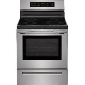 Display Product Reviews For 4 Element 5 Cu Ft Self Cleaning Freestanding Induction