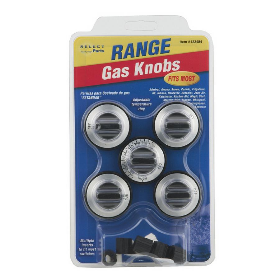 Shop Gas Range Burner Knob Kit At Lowes Com