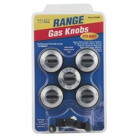 Shop Gas Range Burner Knob Kit At Lowes Com