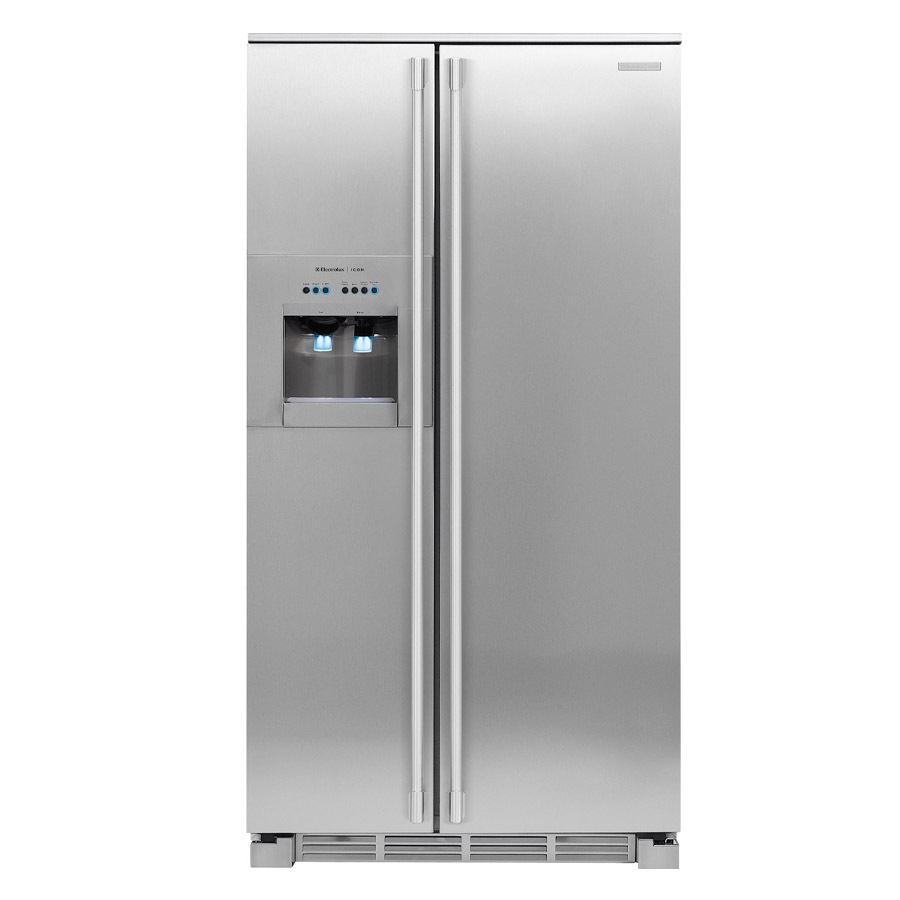 Shop Electrolux Icon 22 6 Cu Ft Side By Side Counter Depth