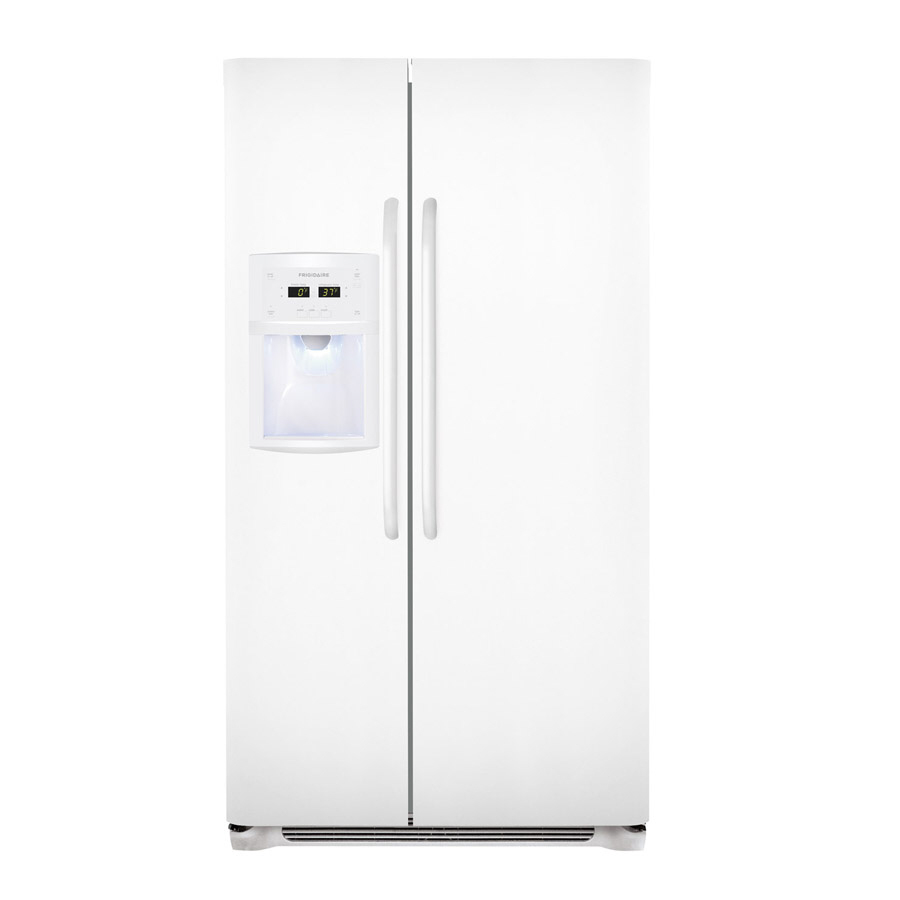Pictures of Frigidaire Side By Side Counter Depth Refrigerator