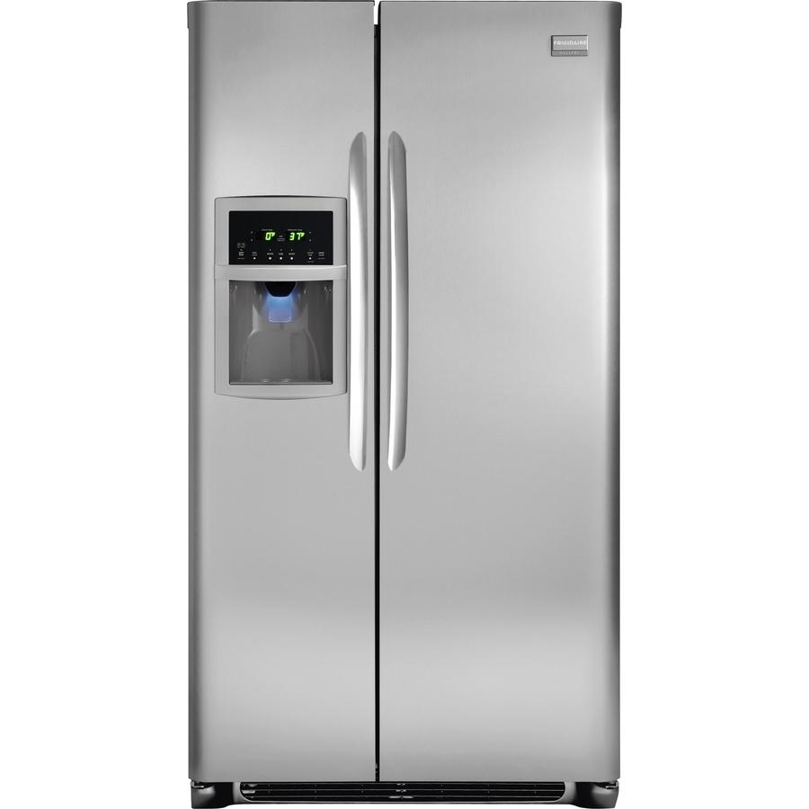 Refrigerated Frigidaire Stainless Steel Refrigerator