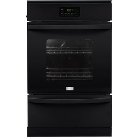 Frigidaire 24-In Single Gas Wall Oven (Black) Ffgw2415qb