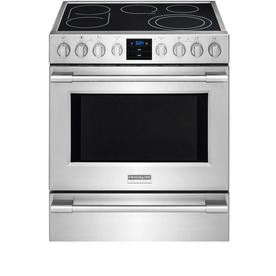 "Frigidaire Professional 30"" Stainless Steel Freestanding Electric Range"