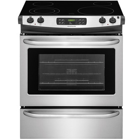 Frigidaire Smooth Surface Self-Cleaning Slide-In Electric...