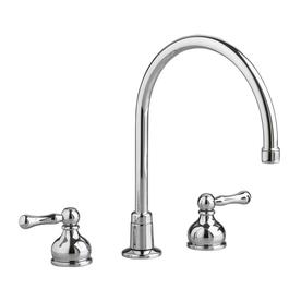 American standard amarilis polished chrome 2 handle high - Mico designs seashore kitchen faucet ...