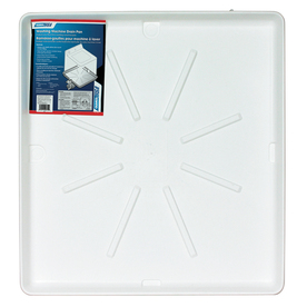 Display Product Reviews For Washing Machine Drain Pan