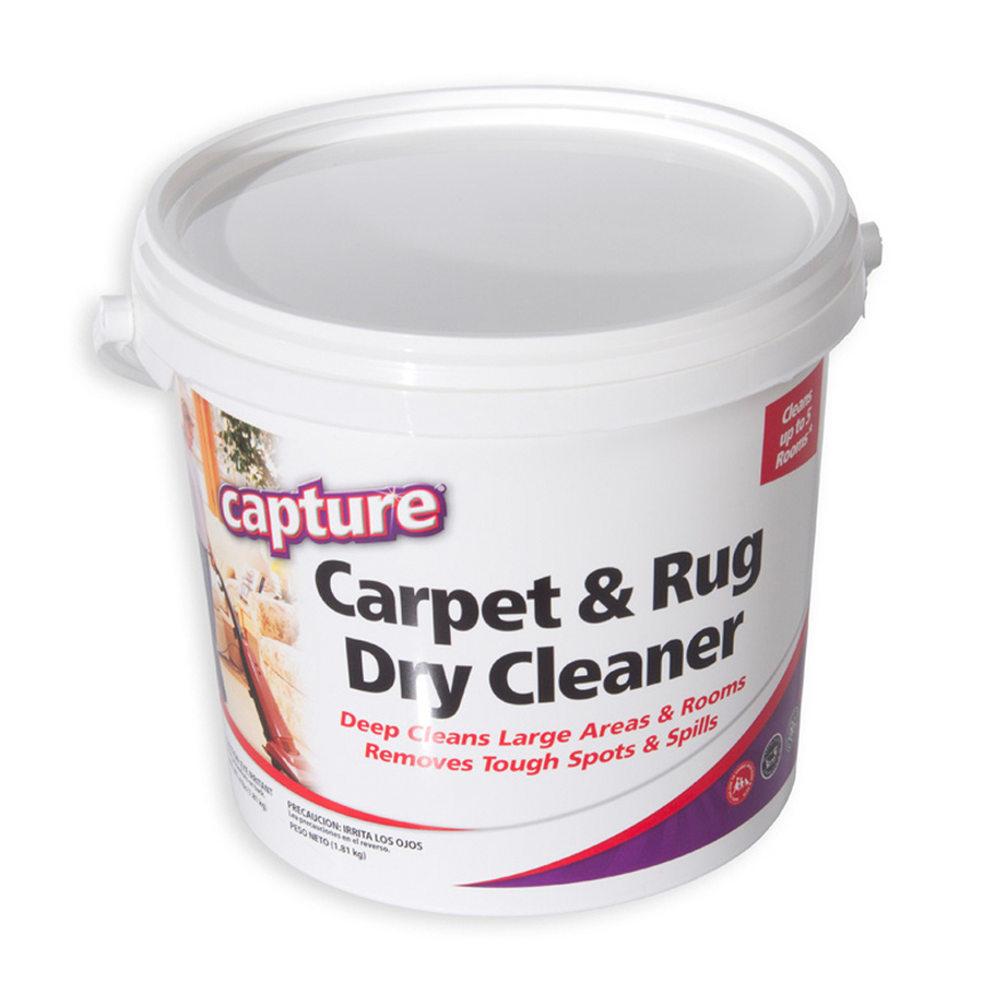Shop Capture Dry Carpet Cleaner 8 Lb At Lowes Com