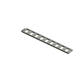 Reese 1-Ft X 6-1/2-Ft 1250-Lb Capacity Aluminum Loading R...