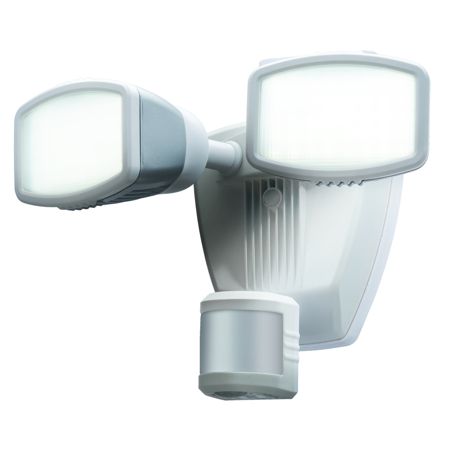 Shop Secure Home 240 Degree 2 Head Dual Detection Zone