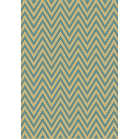 Display Product Reviews For Kesswood Blue Chevron Sand And Oasis Rectangular Indoor Outdoor Machine