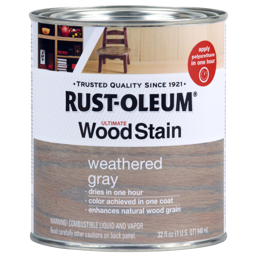 Wood Stain Weathered Look Photos
