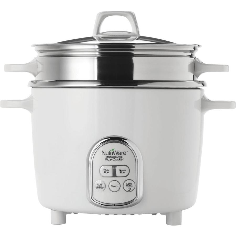 Aroma Nrc-687SD-1SG Nutriware 14 Cup Digital Rice Cooker and Food Steamer