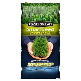 Pennington Smart Seed Midwest Mix 7-Lb  Sun & Shade Seed ...