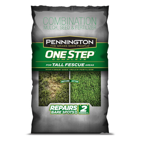 Pennington One Step Complete Tall Fescue Lawn Repair Mix 2149637005