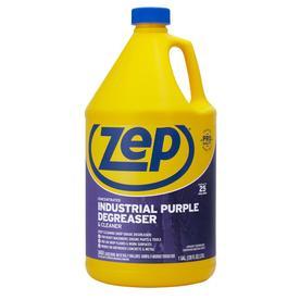 Shop Zep Commercial Industrial Purple Cleaner 128 Oz