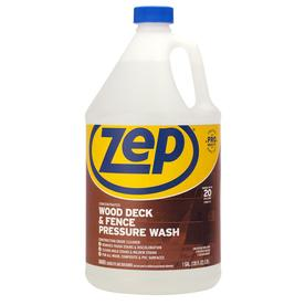 Shop Zep Commercial Deck And Fence Cleaner Concentrate 128