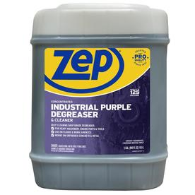 Shop Zep Commercial Industrial Purple Cleaner 5 Gallon
