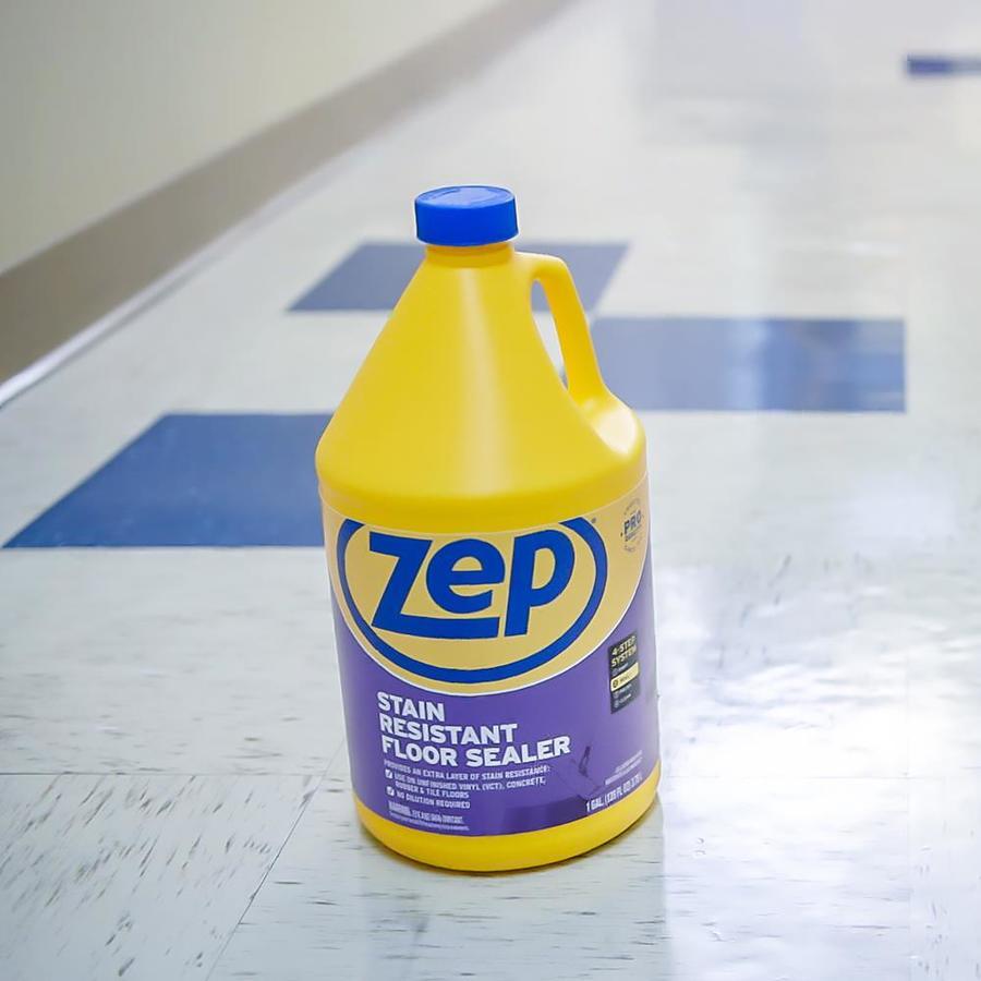 Zep Stain Resistant Floor Sealer 128