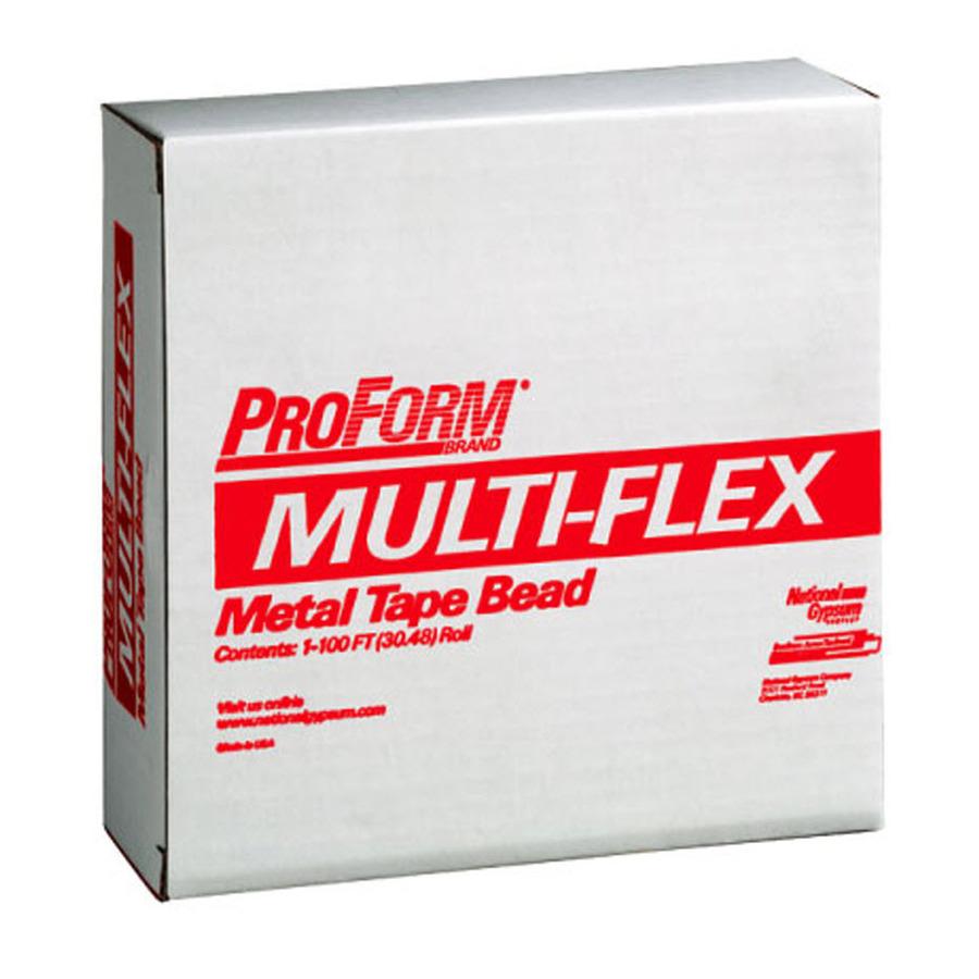 ProForm 2.438-in x 100-ft MultiFlex Paper-faced Metal Corner Bead in White   JT7940