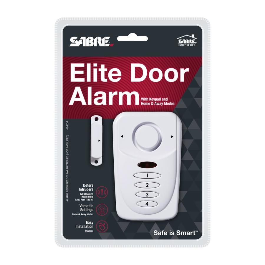 SABRE Elite Door Alarm in the Door & Window Sensors department at ...