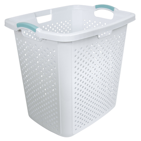 Plastic Laundry Hamper With Lid Interior Design
