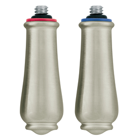 MOEN 2-Pack Steel-Stainless Faucet Or Bathtub/Shower Hand...