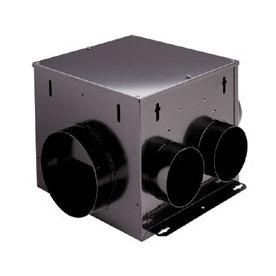 Broan 1.5 Sone 150 Cfm Metallic Bathroom Fan Mp140