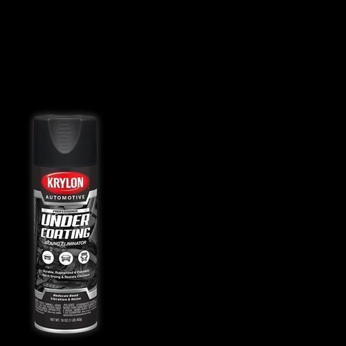 Krylon Automotive Black Textured Spray Paint Actual Net Contents