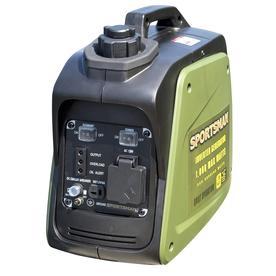 Sportsman Inverter 1000-Watt Gasoline Portable Generator Gen1000i