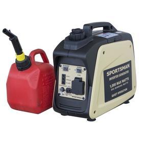 Sportsman Inverter 1000-Watt Gasoline Portable Generator Gen1000i-Ss
