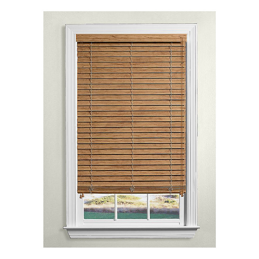 Zoo Internships Faux Wood Blinds Lowes
