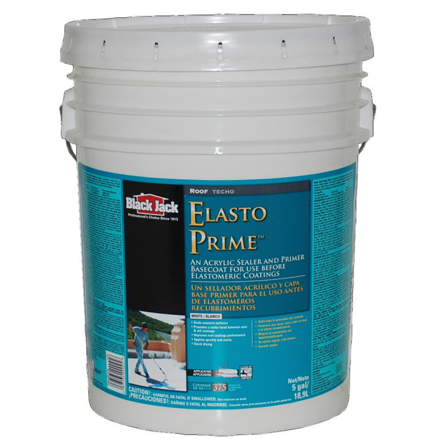 Black Jack Elastomeric Roof Coating 6
