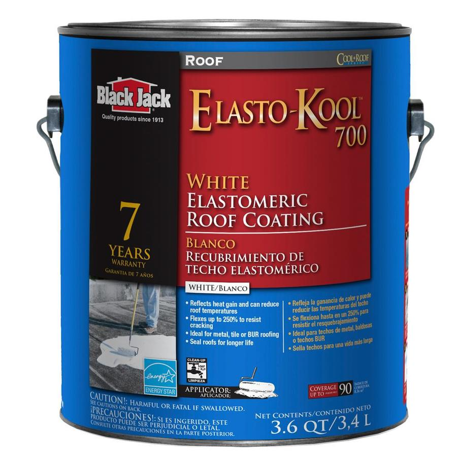 Black Jack Elastomeric Roof Coating 76